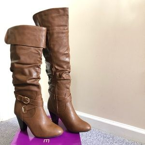 Brown Boots by Rampage